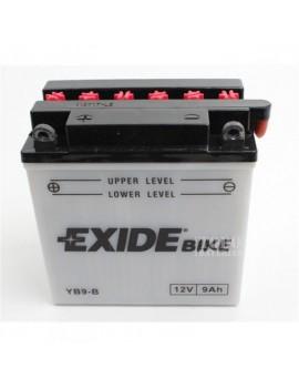 EXIDE MOTO YB9-B 12V 9Ah