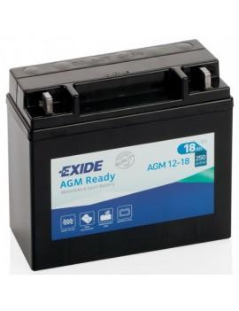 Batería AGM12-18 Exide