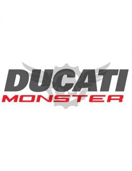 Vinilo Ducati Monster Deposito