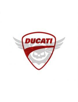 Vinilos Logo Ducati