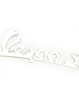 Anagrama escudo frontal...