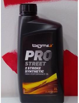 ACEITE 2T BGM STREET  1L